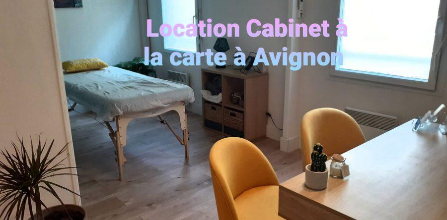 Location cabinet de soins à la carte à AVIGNON AGROPARC